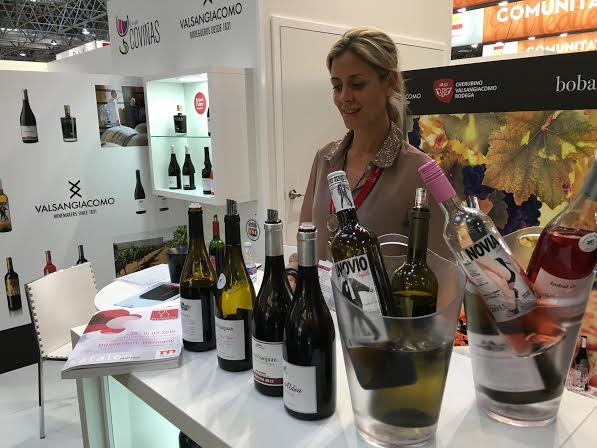 Nuestros vinos viajan a Prowein y a China Food & Drinks Fair
