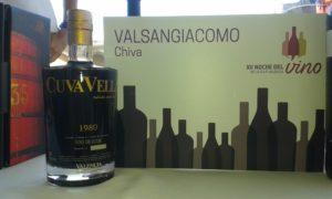 premio cuva vella DO Valencia